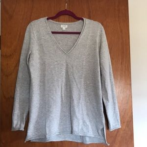 J. Crew tunic sweater